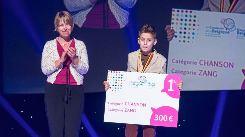 Volle Antwerpse Stadsschouwburg ontroerd door zoveel talent – editie 2013